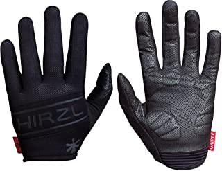Hirzl Mixte - Adulte Grippp Comfort FF (All Black 6), XS, 6