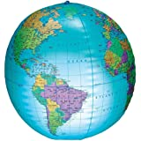 Inflatable 12 inch Globe