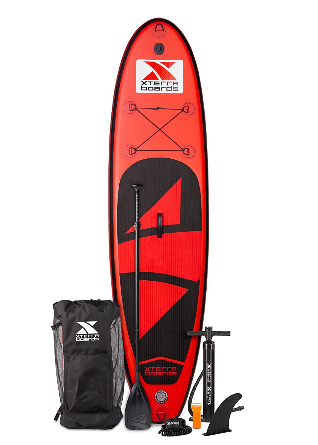 Xterra Paddle Boards >> Amazon Com Xterra Inflatable 10 Stand Up Paddle Board Premium Sup