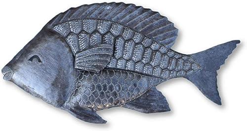 Nautical Fish Wall Sculpture