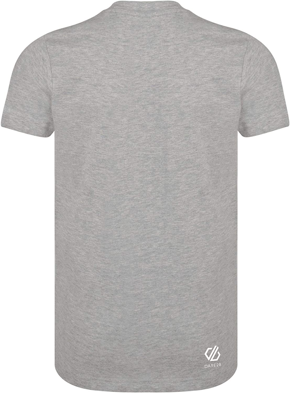 Dare 2B Frenzy Cotton Graphic Print T-Shirt Bambino