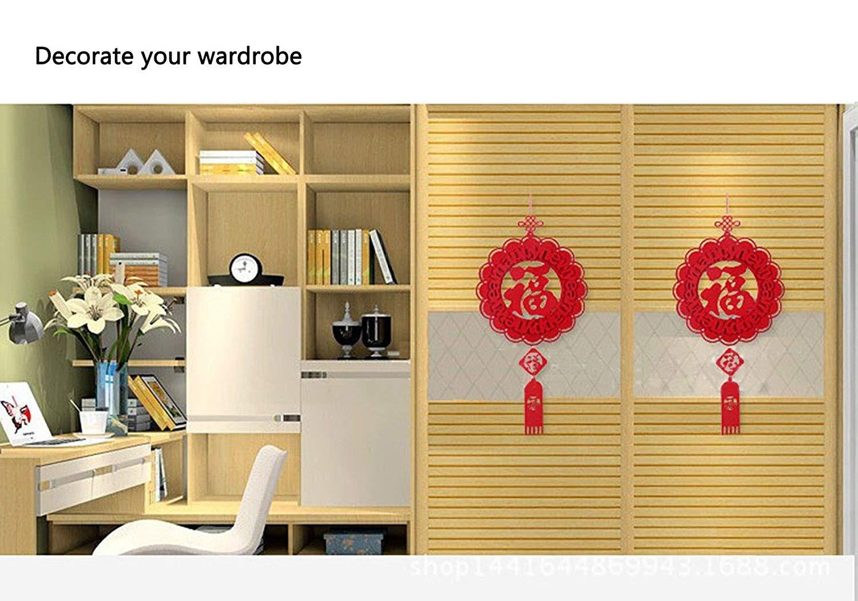 Amazon.com: VIPITH Chinese New Year Decorations Fu Chinese Spring ...