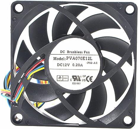 AIRTHD® Ventilador de refrigeración para CPU para Foxconn ...