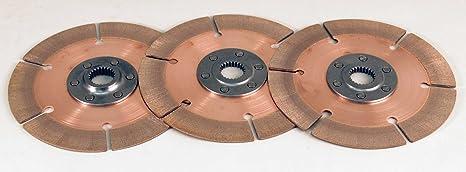 Tilton 64185 – 2-acc-05 3 unidades disco de embrague