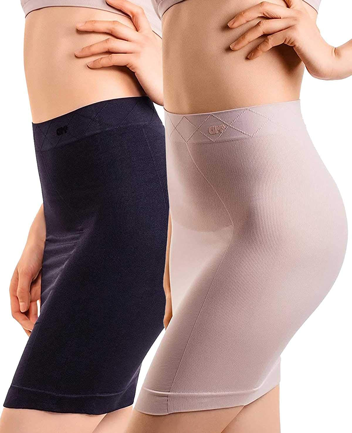 MD Body Shaper Firming Half Slip for Women Shapewear