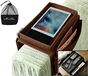 Armchair Caddy Couch Caddy Arm Rest Organiser TV Remote ...