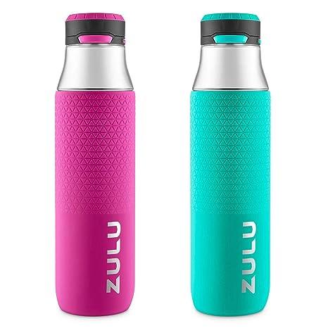 Zulu water bottle 34 oz
