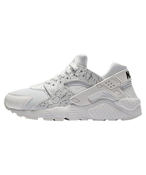 NIKE Huarache Run se Donna Scarpe Da Donna Sneaker Scarpe Da Ginnastica Scarpe Bianco 904538102