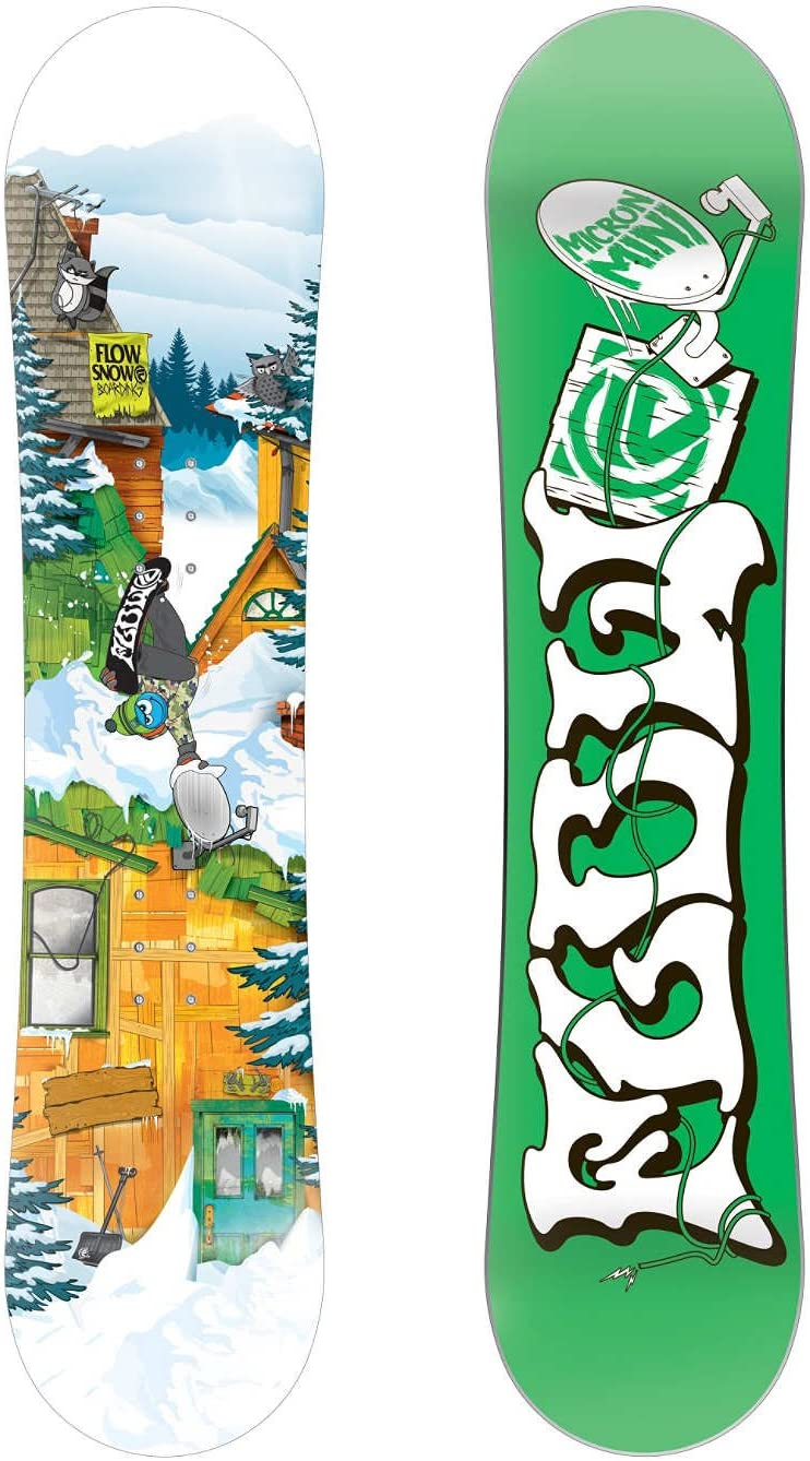 Top 15 Best Snowboards For Kids (2020 Reviews & Buying Guide) 14
