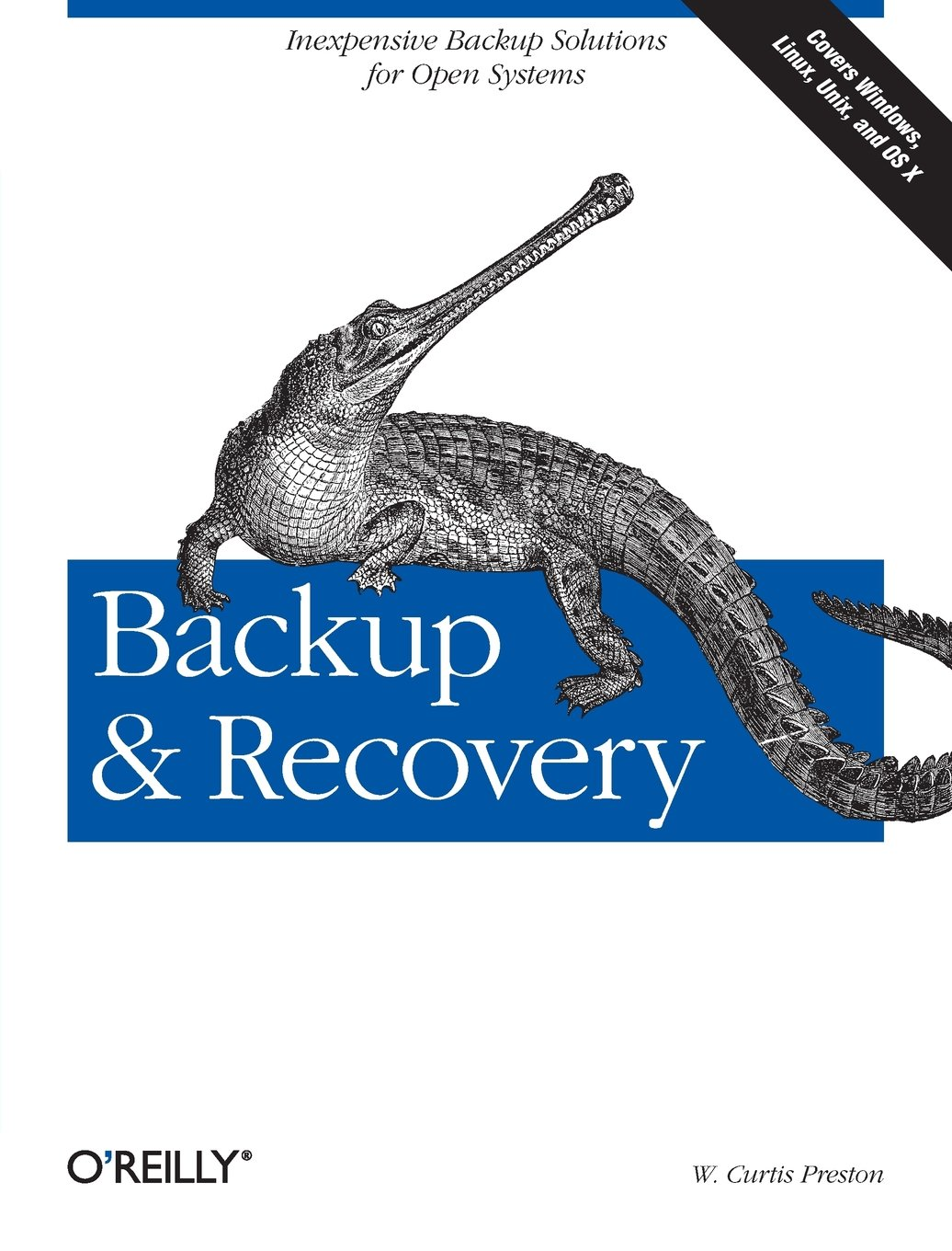 Read Online Backup & Recovery: Inexpensive Backup Solutions for Open Systems ebook