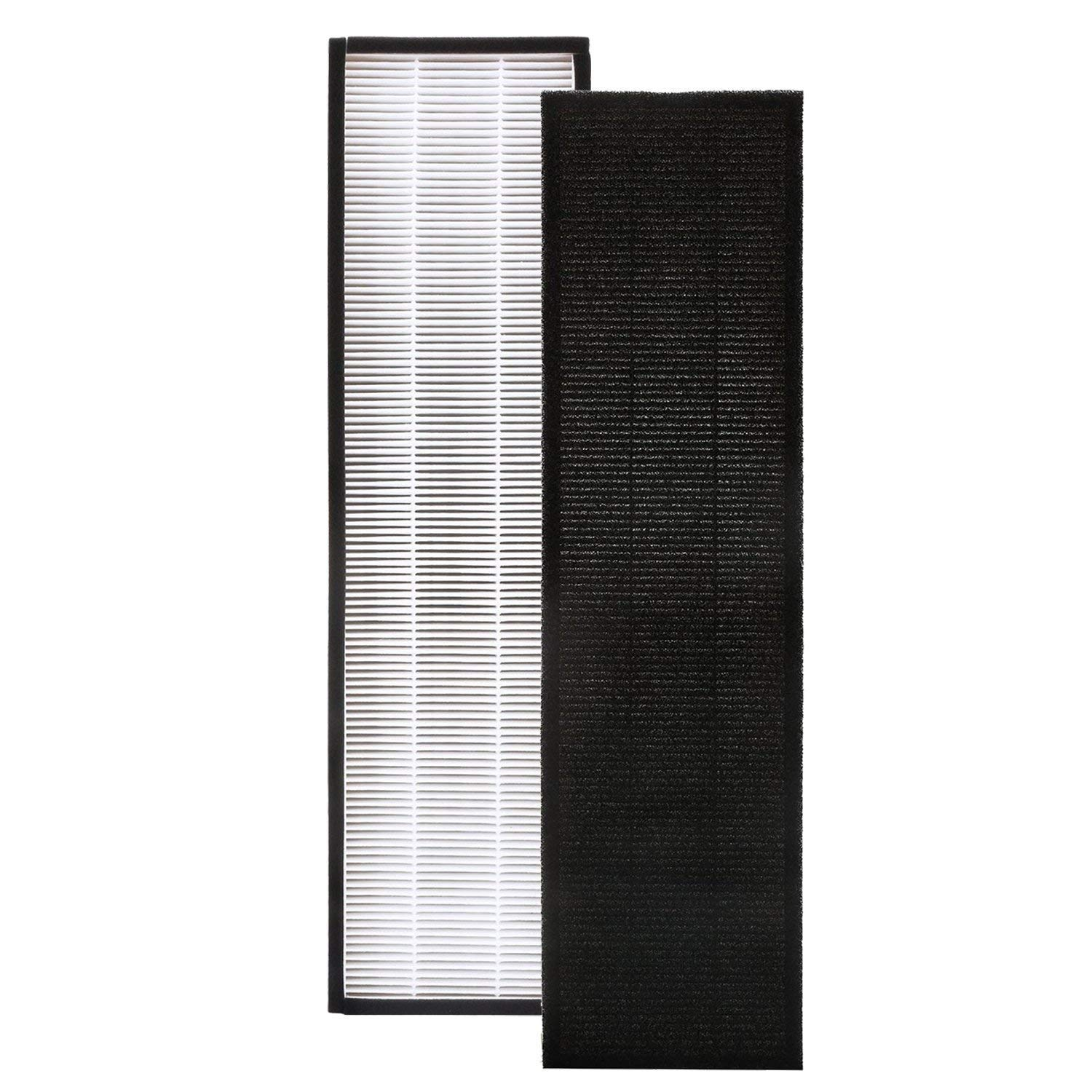 isinlive True HEPA Filter C Compatible with Germ Guardian AC5000 Series Air Purifiers