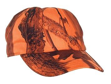 Deerhunter Cumberland Gorra W. Cubierta Para Cuello - Naranja, XX ...