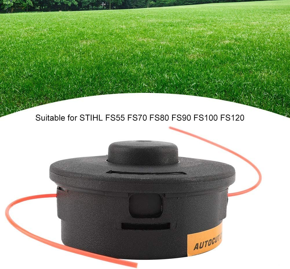 Nylon Line Bump Head Fits for STIHL FS55 FS70 FS80 FS90 FS100 FS120 Accessories for Lawn Mower Nylon Line Bump Head Fits for STIHL FS55 FS70 FS80 FS90 FS100 FS120 Nylon Line Bump Head