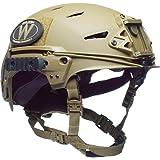 TEAMWENDY Exfi カーボンヘルメット Revolve TPUライナー 71-R32S-B21 ミリタリー用ヘルメット