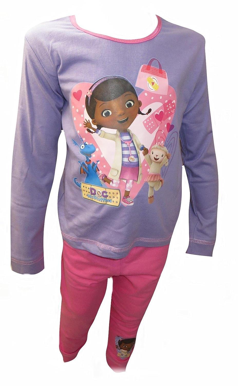 f01a900dadb8 Doc McStuffins Girl s Pyjamas Age 18-24 Months  Amazon.co.uk  Clothing