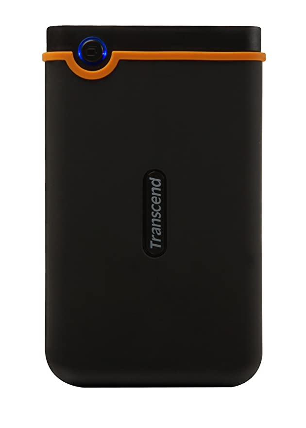 Amazon.com: Transcend StoreJet 25 Mobile USB 2.0 Portable ...