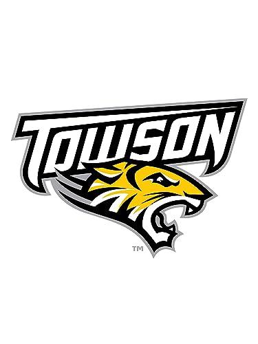 Venley Official NCAA Towson Tigers 050 03TW-1 D.S.4500 S
