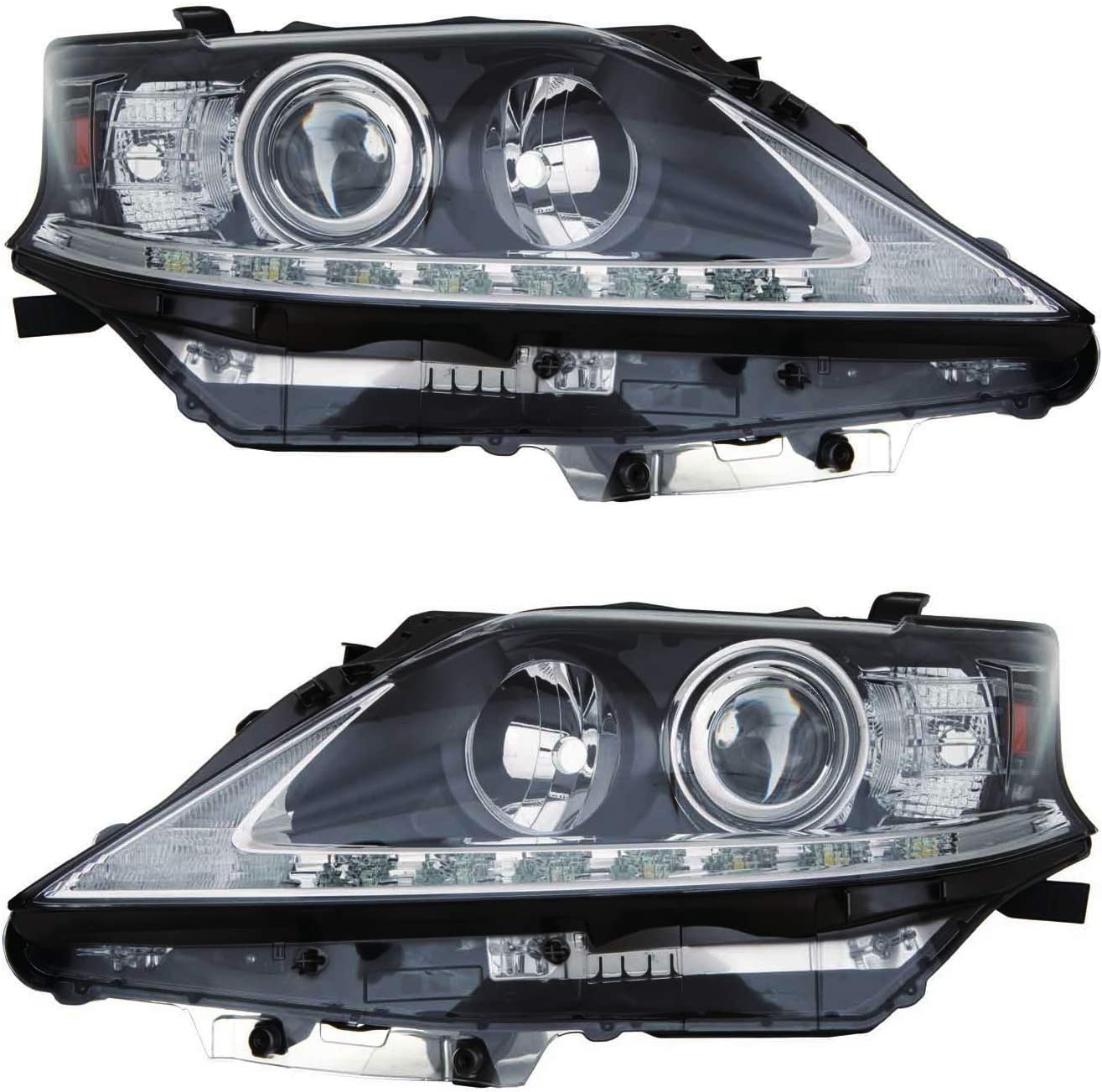 LEXUS OEM FACTORY FRONT DRIVERS MIRROR TURN SIGNAL LAMP 2009-2015 RX350 RX450H