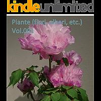 Piante (fiori, alberi, etc.) Vol.001