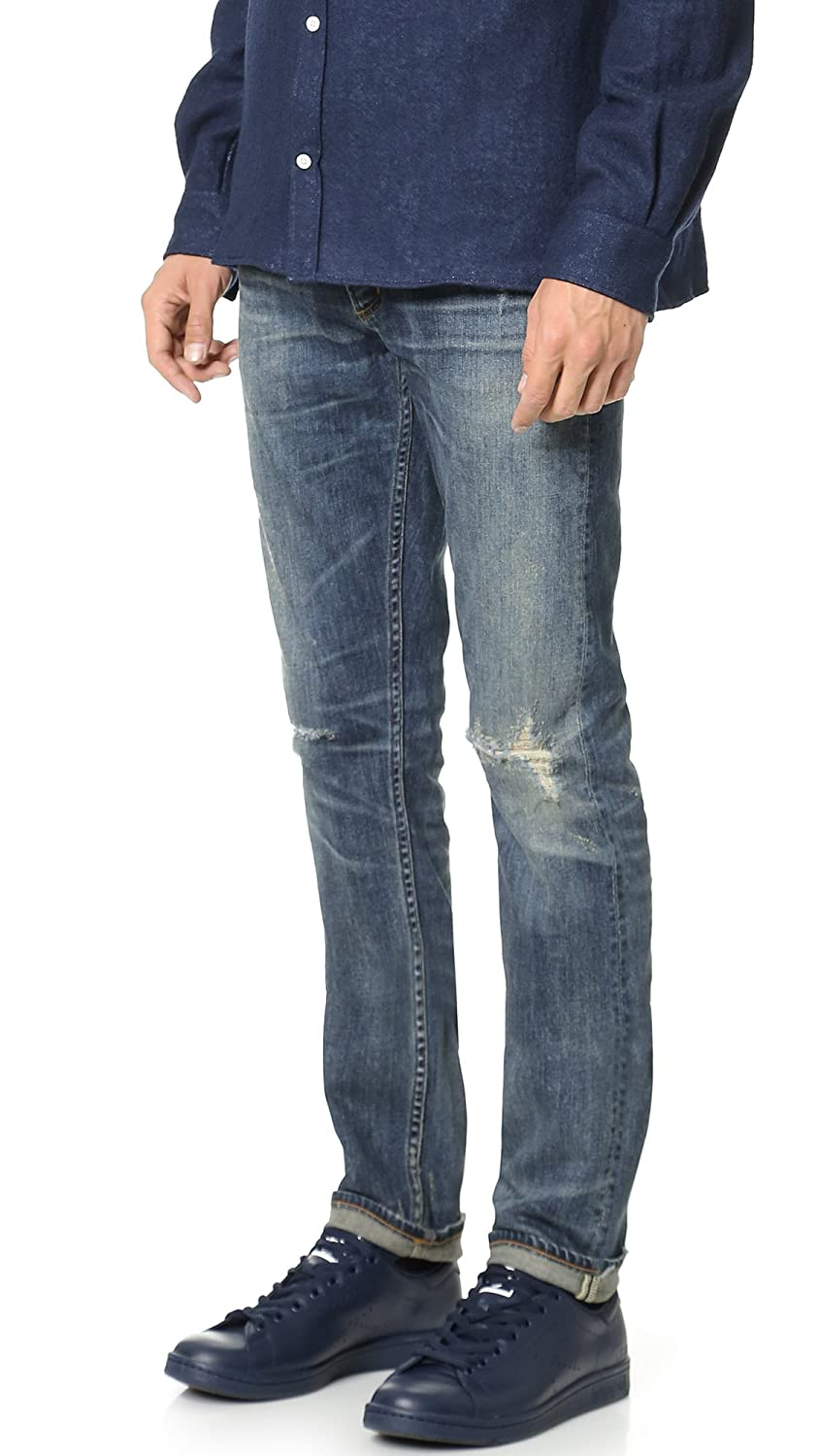 Size 29 Mens Bowery Pure Slim Fit Jeans in Homer