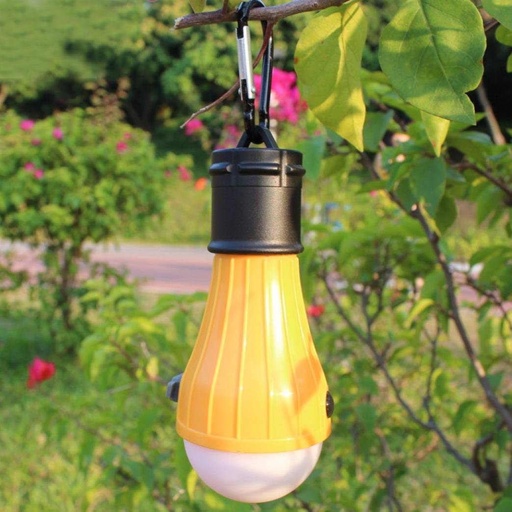 lanspo al aire libre recargable Not luces LED kampierendes ...