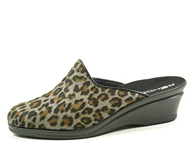 c39309b2a Rohde Women's Open Back Slippers: Amazon.co.uk: Shoes & Bags