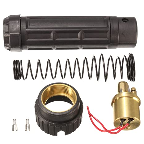 bephamart Euro Kit de conversión adaptador de montaje de soldadura MIG antorcha linterna lado