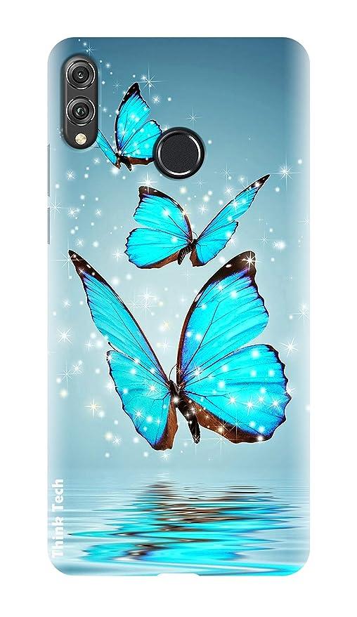 Anijag Huawei Honor 8X Designer Printed Back Case Cover