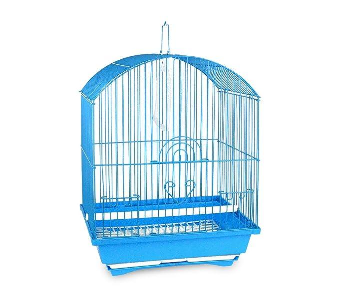 3 opinioni per MEDIA WAVE store 189078 Gabbia per Uccelli 43.5X28.5X22cm di Piccole Dimensioni