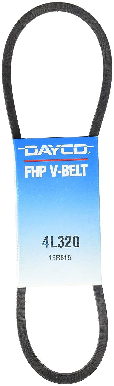 Dayco 4L320 V-Belts Dayco Automotive