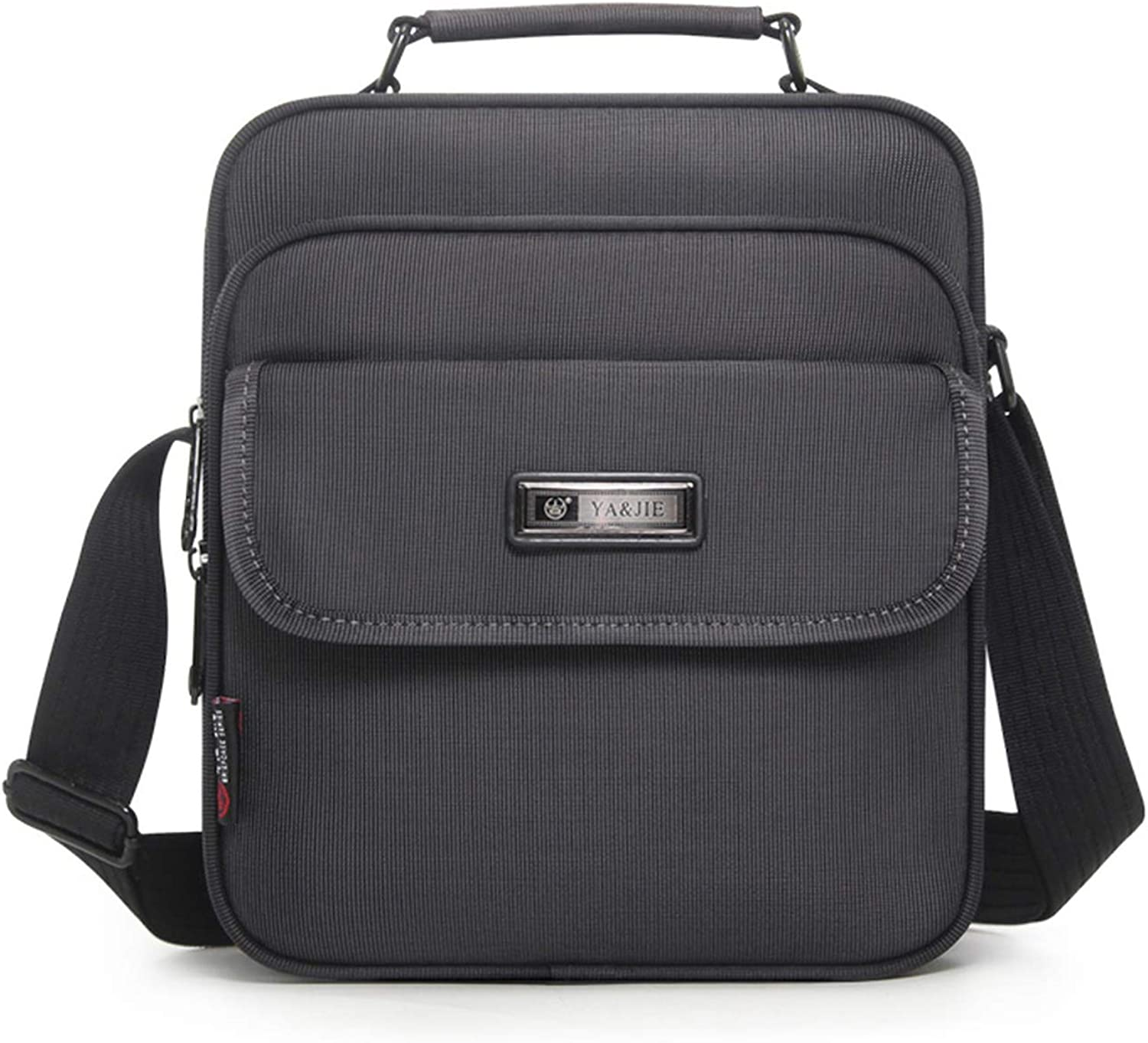 Brand Oxford Business Men Messenger Bag Mens Shoulder Bag 9.7 inch Ipad Crossbody Bags Waterproof