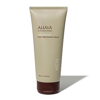 AHAVA Time To Energize Crema De Afeitar Sin Espuma - 200 ml ...