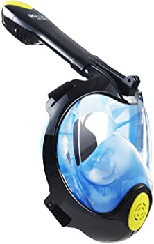 Korginer Full Face Diving Mask and Snorkel