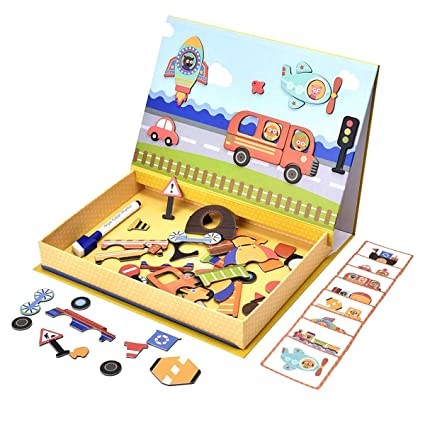 Toys & Hobbies Baby New Early Education Flat Puzzle Montessori Toy Animal Cute Cartoon Puzzles Wooden Puzzles For Children Highly Polished Puzzles & Games