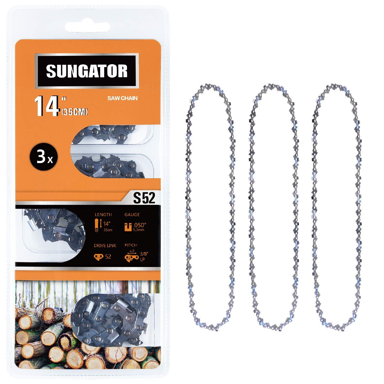 Sungator 14 Inch Chainsaw Chain