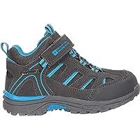 Mountain Warehouse Dirft Cargadores Menores de los Cabritos de la Deriva - Botas de Lluvia Impermeables, Zapatos para…