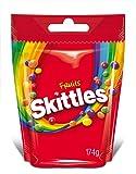 Skittles Fruits Beutel, 7er Pack (7 x 174 g)