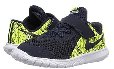 fcab0a062c4a1 Nike Boy s Flex Experience 5 Print (TDV) Running Shoes (3 Infant M