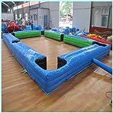 ibigbean Snooker Ball Game Inflatable Playground Billiards Football Pool Table