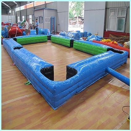 Amazoncom Ibigbean Snooker Ball Game Inflatable Playground - Human pool table