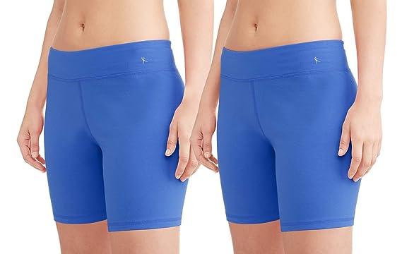 dcb43d090e Danskin Now Women s Core Active Dri-More Bike Shorts