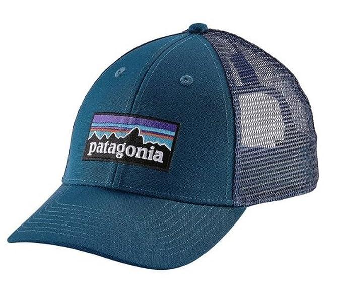 9dbc072ee Patagonia P-6 Logo LoPro Snapback Trucker Hat