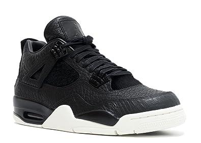 Nike Air Jordan 4 Retro Premium, Chaussures de Sport Homme: Amazon.fr:  Chaussures et Sacs
