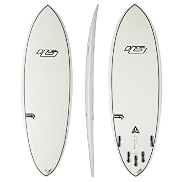 Hayden Shapes Hypto Krypto Future Flex FCS II V - Tabla de surf (1,