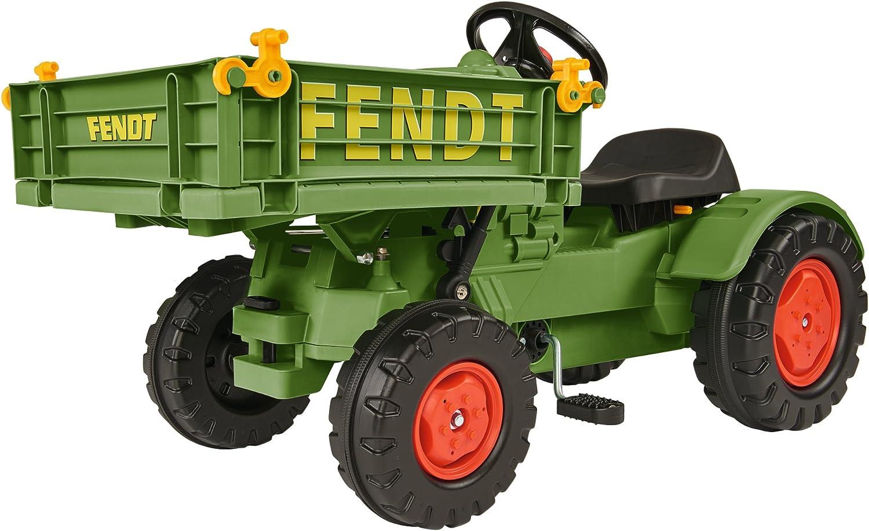 BIG Fendt Geräteträger Traktor Fahrzeug Kinderfahrzeug