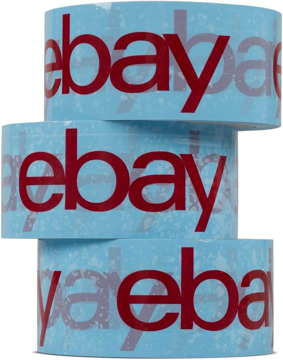 """Branded Packaging Shipping Tape BOPP 1 Roll 75 Yards 2 Mil 2/"""" Wide Strong"""