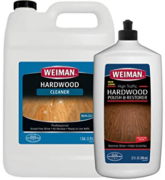 Amazon.com: Weiman Limpiador y abrillantador de suelos de ...