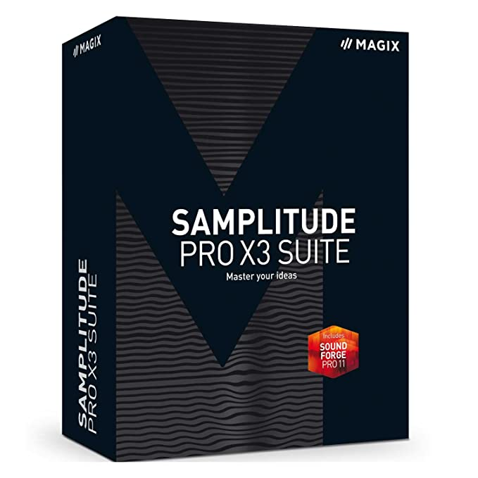 Samplitude Pro X3 Suite Software for Sale