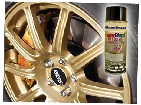 Amazon Com Grimmspeed Gold Paint Automotive