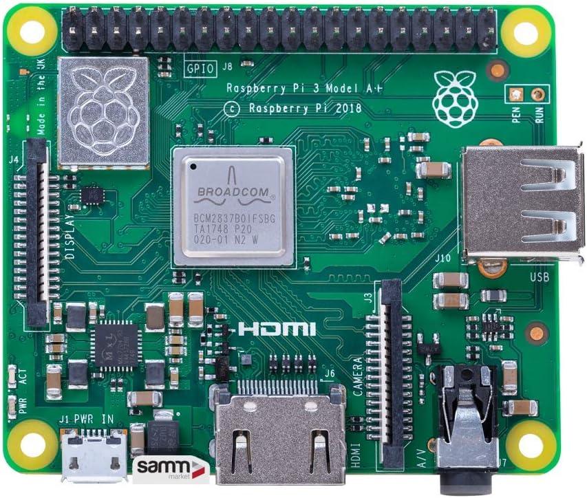 Raspberry Pi 3 Modell A Computer Zubehör
